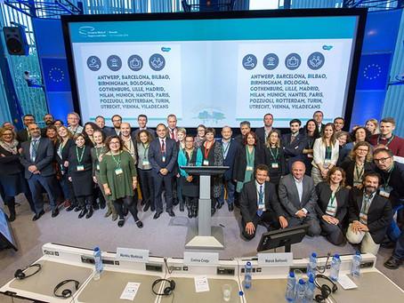 El projecte de transició ecològica Vilawatt serà replicat per tres ciutats europees