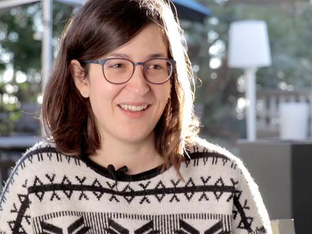 Cristina Moreno - Podóloga - miembro de BNI Impulsa Sant Boi