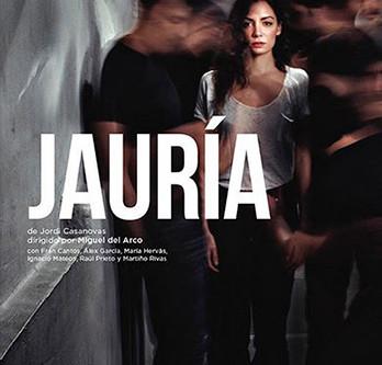 """Teatre: """"Jauría"""" de Jordi Casanovas. Dirigida por Miguel del Arco"""
