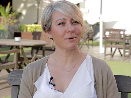 Marta Saavedra CEO de Saavedra Profesionales del Jamón - miembro de BNI Impulsa Sant Boi