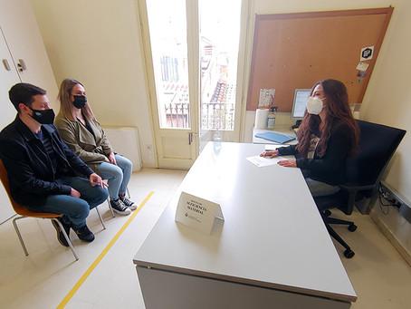 Sant Boi posa en funcionament una oficina per facilitar els tràmits electrònics a la ciutadania