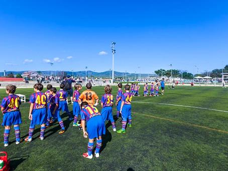 Gavà permetrà l'accés de públic a les instal·lacions esportives i camps de futbol