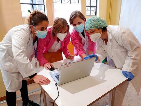Comença la segona fase del procés de vacunació a Sant Boi amb les persones d'alta dependència