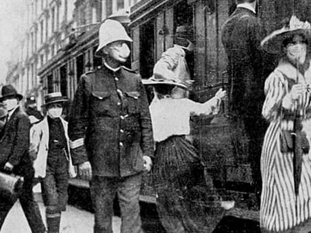 """Per què es va batejar com a """"gripe española"""" la pandèmia de 1918"""