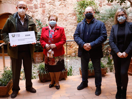 Viladecans recapta 25.000 euros per a la investigació de la COVID que fa l'IDEBELL