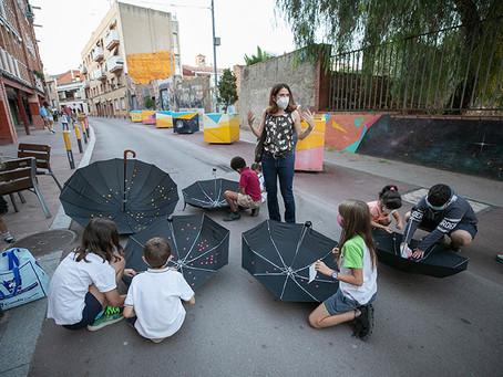 Viladecans crea Ciència al Carrer, programa educatiu a l'aire lliure per a infants, joves i famílies