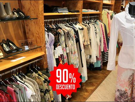 Pack de liquidación en prendas de moda para mujer. Burberry, Caramelo, Ana Mora, Sita Murt,...