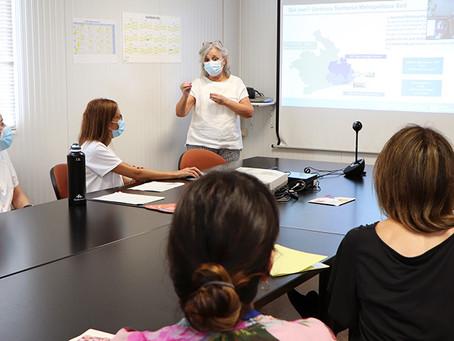 L'Hospital de Viladecans acull la nova promoció de metges/ses i infermers/es residents