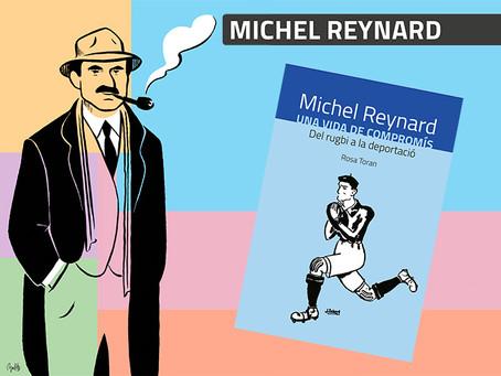 Exposició i llibre de Michel Reynard a Sant Boi, jugador de rugbi i implicat a la Resistència