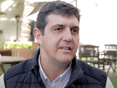 Abraham Roig impresor y CEO de Estudi Roig - miembro de BNI Impulsa Sant Boi