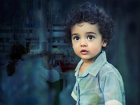 El 17% de niños que han tenido contacto con un enfermo de COVID-19 se han contagiado