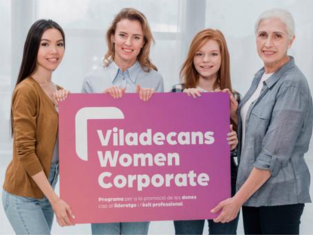 Viladecans llença un programa dirigit a impulsar les dones cap al lideratge i l'èxit professional