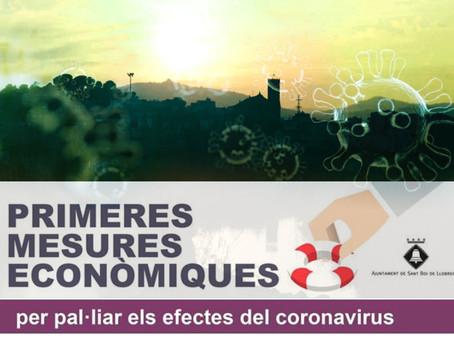 Sant Boi possa en marxa una bateria de mesures econòmiques contra el coronavirus