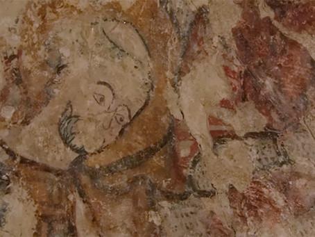 L'ermita de Santa Maria de Sales a Viladecans reobre les portes amb les pintures murals restaurades