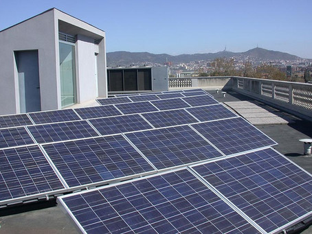 L'AMB convertirà la Casa de la Vila de Sant Boi en un edifici amb energia 100% renovable