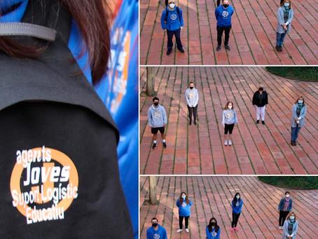 L'Ajuntament de Sant Boi contracta joves de la ciutat per donar suport a escoles en la covid-19