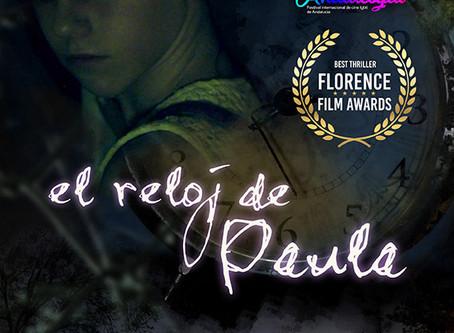 """""""El Reloj de Paula"""" se proyectará en España en las salas de cine de """"Andalesgai"""""""