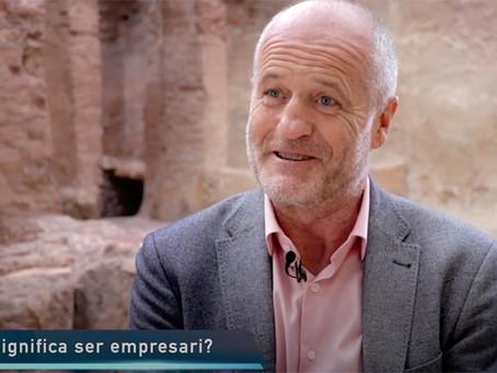 Entrevistem a Vicenç Muñoz CEO del Grup T Automoció a Sant Boi de Llobregat