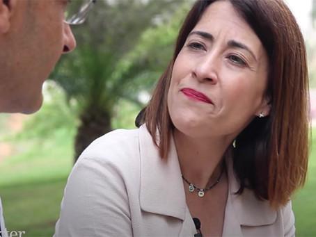 Raquel Sánchez, hasta ahora alcaldesa de Gavà, recibe la cartera de Transportes de Àbalos