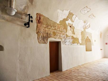 Final de les obres de restauració de l'ermita de Santa Maria de Sales a Viladecans