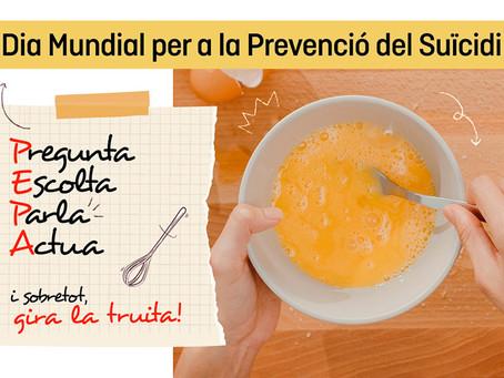 """""""Gira la truita!"""", campanya del Parc Sanitari Sant Joan de Déu per prevenir el Suïcidi"""