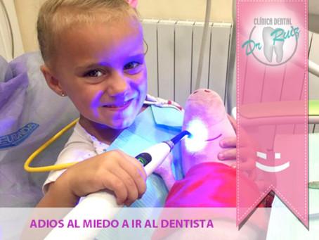 Dile adiós al miedo a ir al dentista en Sant Boi