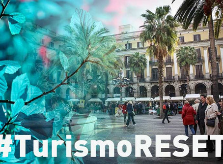 Barcelona: El turismo reclama una regeneración sostenible del sector para superar el COVID-19