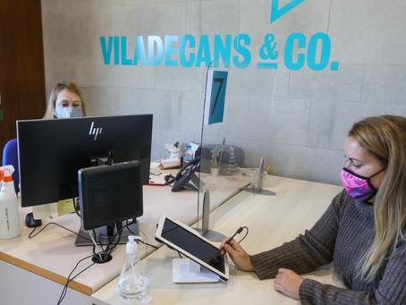 L'Oficina d'Ajuts Empresarials arrenca amb força a Viladecans
