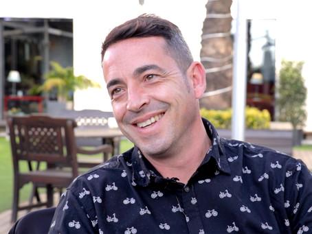 Francisco Hernández CEO de Fachadas H&L