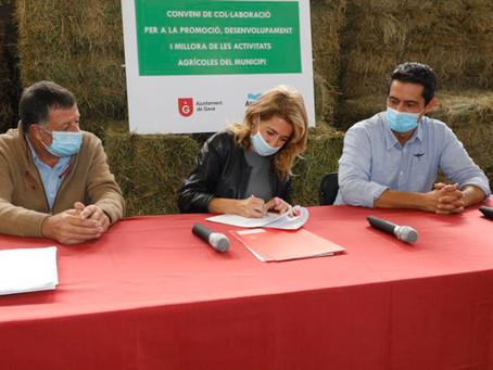 Gavà continua donant suport a la pagesia local per garantir la seva supervivència