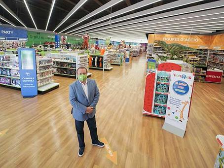 "Toys ""R"" Us presenta el nou concepte de botiga física a Sant Boi"