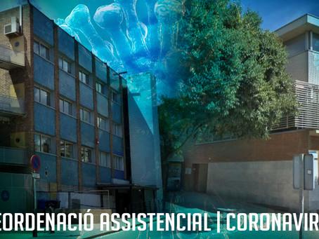 Reordenació dels Centres de Salut del Baix Llobregat per fer front al Coronavirus