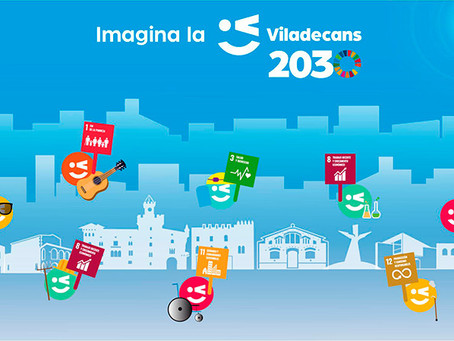 Viladecans convida la ciutadania a reflexionar sobre la ciutat del futur