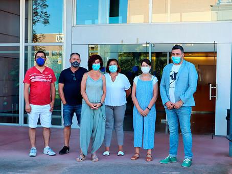 """Gavà contracta 5 persones pel projecte """"Ocupació Verda"""" sobre el reciclatge i el medi ambient"""