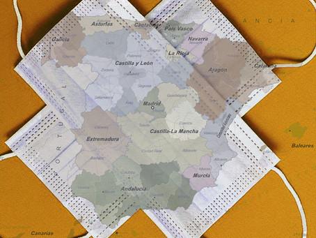 Estado de alarma y toque de queda en España con una duración prevista hasta mayo