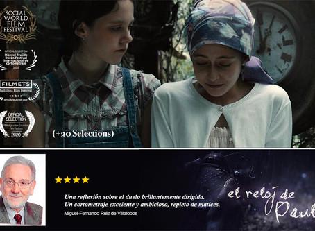 El Reloj de Paula: Una película reflexiva sobre el duelo brillantemente dirigida