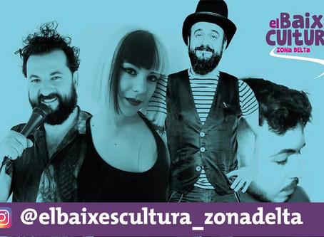 """El Baix és Cultura, un festival """"on line"""" amb més de 100 actuacions a Instagram"""