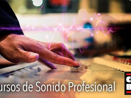Cursos de sonido y producción musical Barcelona | 20% Dto. en Método On Line + presencial