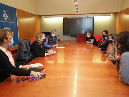 Declaració institucional en suport als treballadors i les treballadores de Premiumlab a Sant Boi