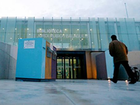 La Biblioteca Jordi Rubió i Balaguer a Sant Boi participa en el projecte The Europe Challenge