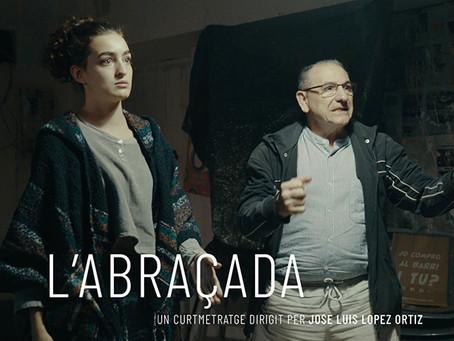 El comercio local de L'Hospitalet se une para proyectar un atípico cortometraje navideño