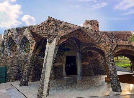La Cripta de Gaudí de la Colònia Güell reobre, amb un 50% del seu preu, el pròxim 4 de juliol