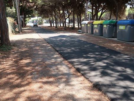 Les obres de remodelació de l'espai públic a Gavà Mar causaran restriccions en la circulació