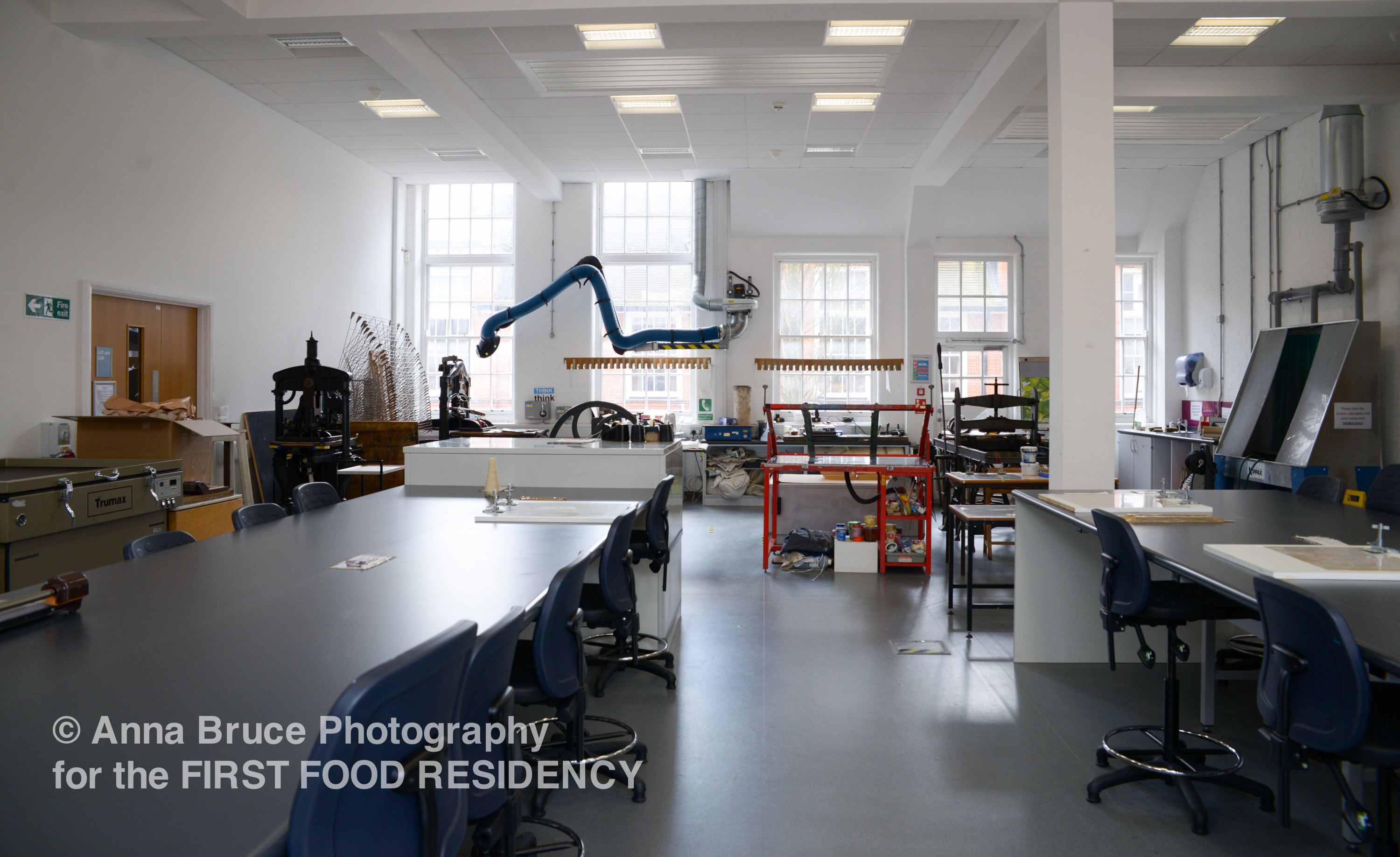 reading studios for first food residency (2 of 8)