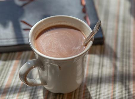 A Fun Day In NYC + Vegan Hot Chocolate Recipe