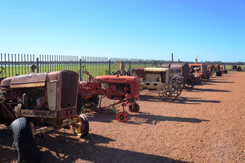 Vintage tractors 1