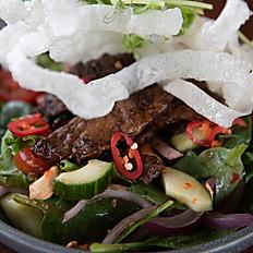 Warm Thai Beef Salad