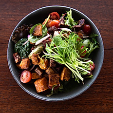 Warm Maple Salad