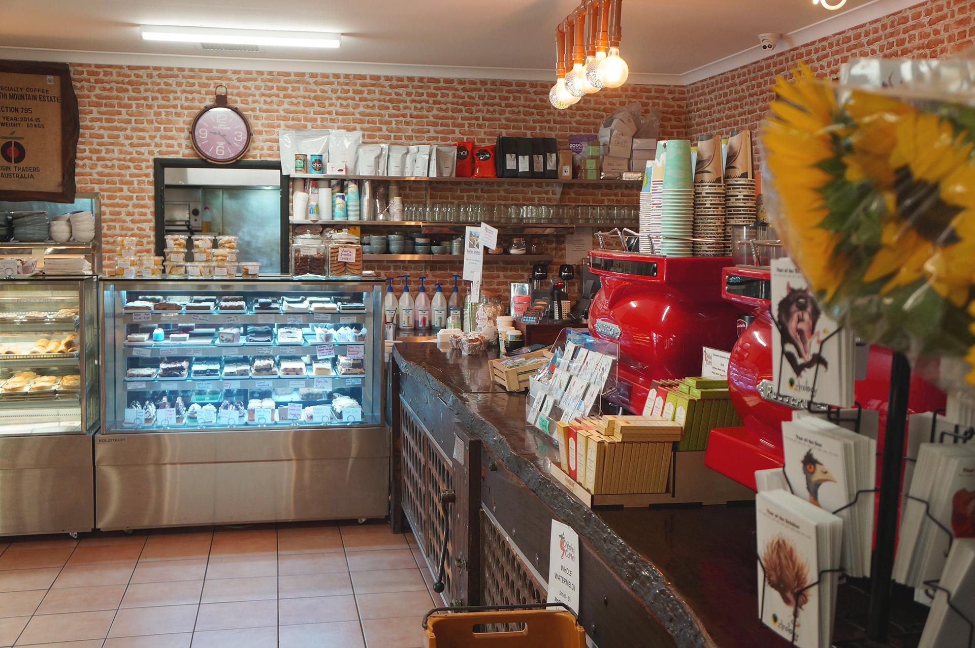 Inside cafe 3