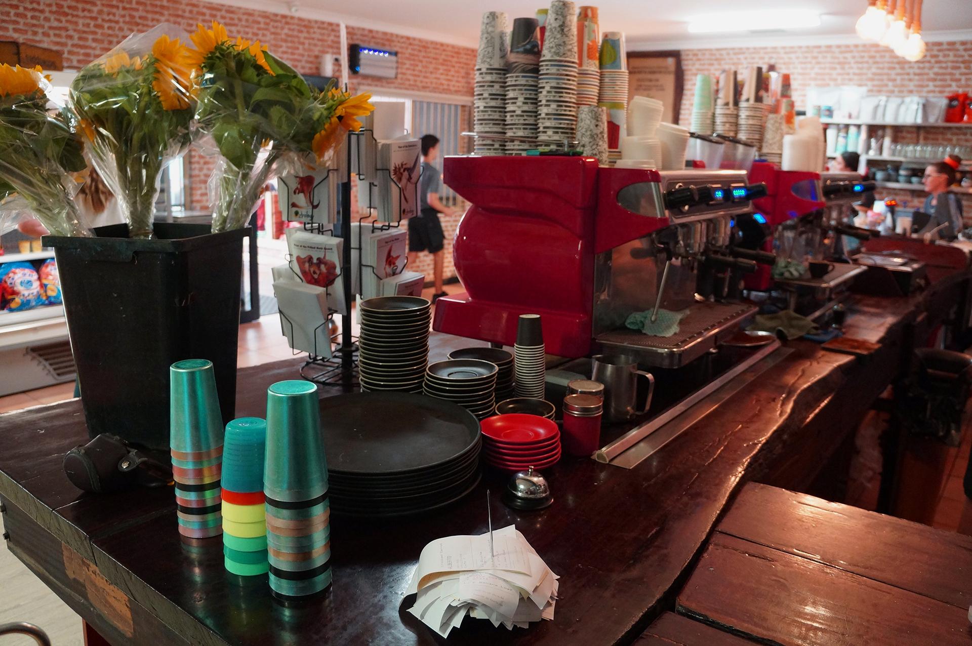 Inside cafe 6